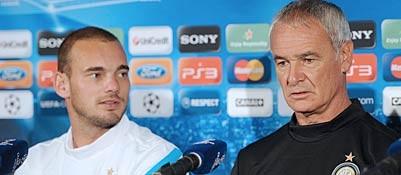 Ranieri rivuole l'Inter d'Europa: «Ci manca solo un po' di calma»